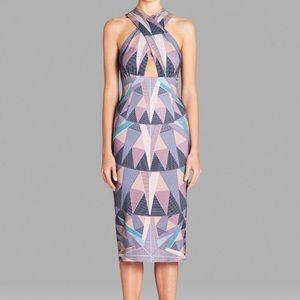 NWT Mara Hoffman Compass crossover dress